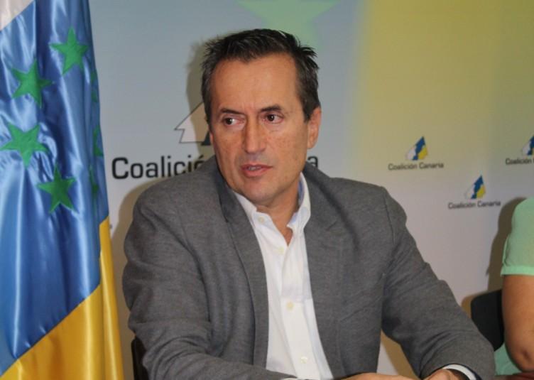 José Miguel presenta las enmiendas al Presupuesto