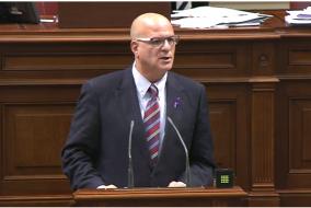Pitti pide la gestión de los aeropuertos canarios