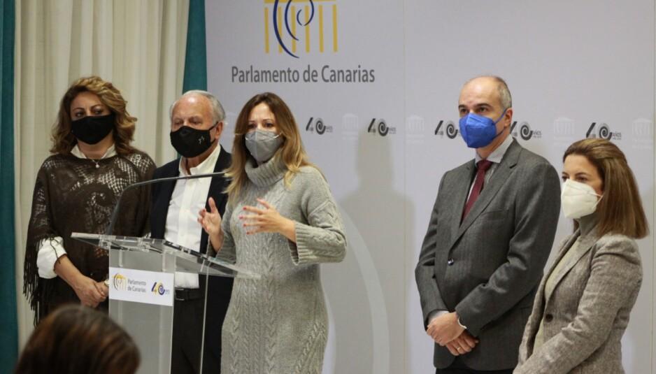 diputados Tenerife